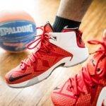 Chaussures de basket en 2018 : les tendances