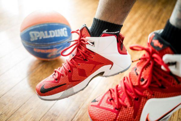 Chaussures de basket en 2018 - les tendances
